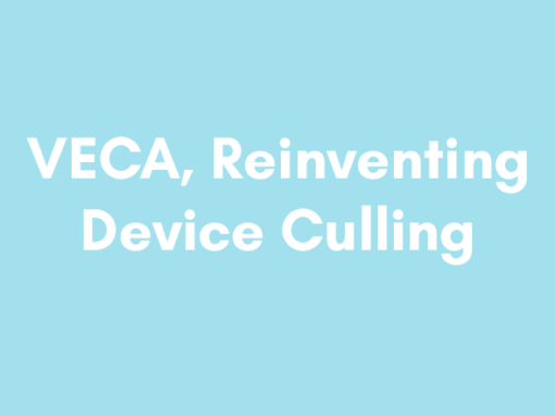 VECA, The Software Tool That Will Reinvent Device Culling