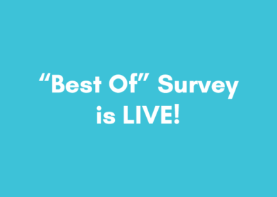 """Vote for vdiscovery in the 2018 New York Law Journal """"Best Of"""" Survey!"""